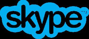 New Skype Logo